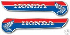 HONDA PC50 MOPED PC50A FUEL GAS TANK DECALS LIKE NOS