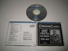 CHU BERRY/A GIANT OF THE TENOR SAX(COMMODORE/8.24293)CD ALBUM