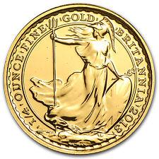 2013 Great Britain 1/4 oz Gold Britannia BU - SKU #81567