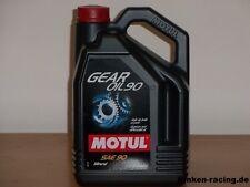6,89€/l Motul Gear Oil 90 SAE 90  5 L mineral Getriebeöl für Oldtimer  GL 1