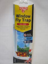 Nueva ventana cero en Ventana Mosca Trampas asesino insectos Pk3 STV012