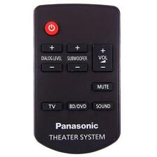 *NEW* Genuine Panasonic SA-HTB65 Soundbar Remote Control