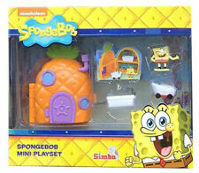 Simba SpongeBob Pineapple House Mini Playset - New in Box Rare