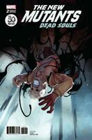 New Mutants Dead Souls #2 Venom 30th Anniversary Variant (2018) Marvel Comics