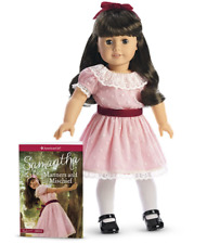 American Girl Beforever Samantha Doll and Book NEW in Box