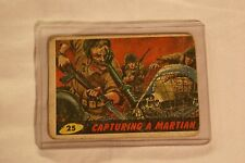 "1962 Mars Attack ""Capturing A Martian"" #25"