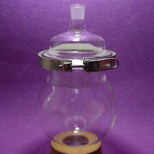 3000ML 1-neck Reaction Flask,24/29,Separately flask(round bottom),with Clamp