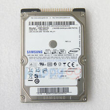 "2.5"" SAMSUNG 160GB HM160HC Hard Disk Drive HDD 8MB 5400RPM PATA IDE For Laptop"