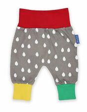 SS20 Toby Tiger Raindrop Print Yoga Pants Organic Cotton Joggers