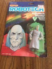 (TAS030586) - 1985 Matchbox RoboTech Action Figure - Robotech Master