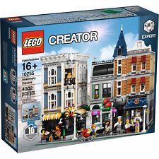New | LEGO Expert Creator 10255 Assembly Square 4002 Pieces (10255)
