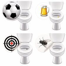 8x Pegatinas de WC Gastronomía PUB privado inodoro Urinario toilettensticker