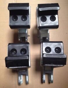 1845744 RC200 Style Motorcycle Coats Clamps