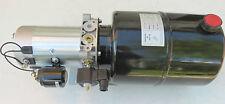 12 Volt 12V Pompa idraulica Aggregato idraulico per Ribaltabile senza Kabe E