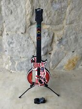 Wii Guitar Hero Aerosmith Guitar with Strap