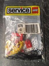 Lego Servicetüte  5078 Baustellenzubehör