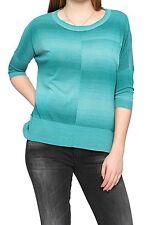 Gestreifte 3/4 Arm Damen-Pullover & -Strickware