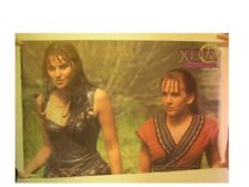 Xena And Gabrielle The Warrior Princess Poster Lucy Lawless Renee O'Connor