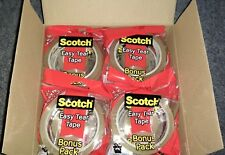Bulk Buy Case of 72 3M Scotch Easy Tear Tape Bonus Pack 25mm x 50mm & 19mm x 30m