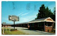 1960 Scott's Motel, Cartersville, GA Postcard