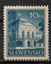 Slovakia 1940,Presidential Residence,Scott # 44,VF MLH*OG (MB-6)