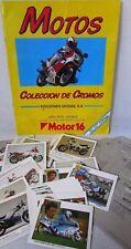 MOTOS-ED.UNIDAS-SPAGNA 1987-FIGURINA a scelta-STICKERS at choice-Recuperata