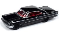 A.S.S NEU Johnny Lightning 1/64 Ford Galaxy 500 1963 Cars n Coffee Muscle Car