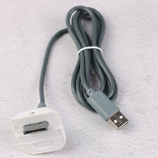 USB 2.0 cable lead for xbox 360 console wireless gamepad controller charger SEAU