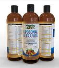 LIPOSOMAL BARIATRIC 90 FRUITS, VEGETABLE, MINERALS, VITAMINS, PROBIOTICS 16oz