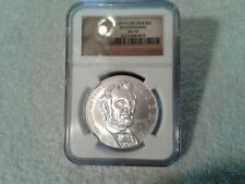 New listing 2009 P Ngc Ms70 Lincoln Bicentennial $1 Silver Commemorative