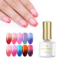 BORN PRETTY Nagel Gellack Thermal Nail UV Gel Polish Soak Off Color Changing