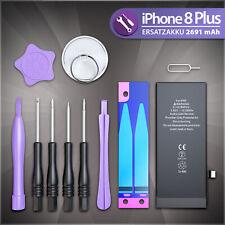 Ersatzakku für Original Apple iPhone 8 Plus Batterie Battery 2691 mAh Werkzeug
