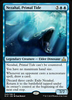 1x NEZAHAL, PRIMAL TIDE - Rivals of Ixalan - MTG - Magic the Gathering