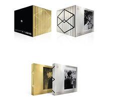 EXO EXO-M 2ND ALBUM EXODUS [CHINESE VER.][Random Member] CD + POSTER + FREE GIFT