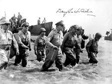 General Douglas MacArthur - Repro-Autogramm 20x27cm Großfoto signed