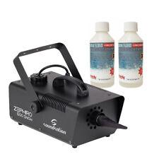 Soundsation Zephiro 600 High Power Snow Machine inc 10L Concentrate