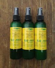 Natural BUG AWAY Insect Repellent, 4 oz spray - 12 Essential Oils - Deet Free