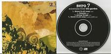 Zero 7 - Throw It All Away / Futures / Seeing Things / plus one CD 4trx EX D