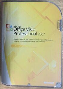 Microsoft Office Visio Professional 2007 D87-02785