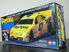 New Vintage Tamiya 1/10 R/C Daytona Thunder Electric Nascar Race Car # 58153