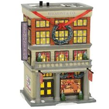 "Department 56 Snow Village ""THE DEPARTMENT STORE"" ~ Lampoon's Christmas Vacation"
