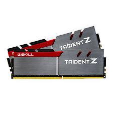 G.SKILL DDR4 16GB (8GB x 2) 3400Mhz TRIDENT Z Dual Channel (F4-3400C16D-16GTZ)