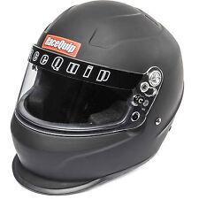 RaceQuip 273996 PRO 15 Helmet SA2015 Approved XL Flat Black