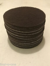 (10) 3M Scotch-Brite Hookit Production Clean Finish Disc's 5in Very Fine 33078