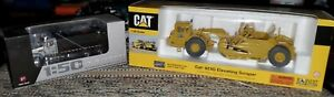 Norscot 55097 1/50 Scale CAT 623G Elevating Scrape & 1st Gear Mack Granite Truck