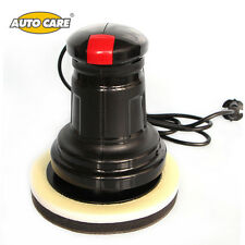 "6"" Hand 60W Electric Orbital Motion Car Boat Polisher Polishing Buffer Kit 150mm"