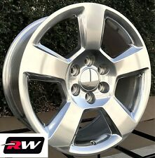 """20"""" inch 20 x9"""" Wheels for Chevy Avalanche Polished Rims 5652"""