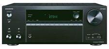 Onkyo TX-NR676 E Schwarz NEU 7.2-AV-Receiver Dolby Atmos 4K/60 Hz HDCP 2.2