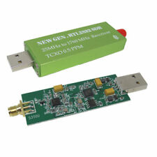 RTL-SDR USB Dongle RTL2832U + R820T2 + 1Ppm TCXO TV Tuner Stick Receiver