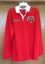 Paddle Ball Men's XL Shirt Red Jersey Copa Julio Alegria Bilbao Euskadi Spain